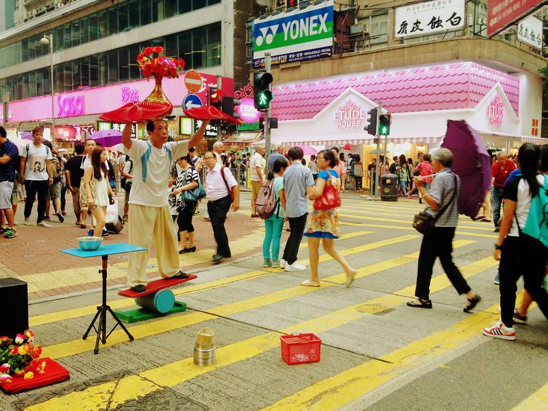 Mongkok Circus