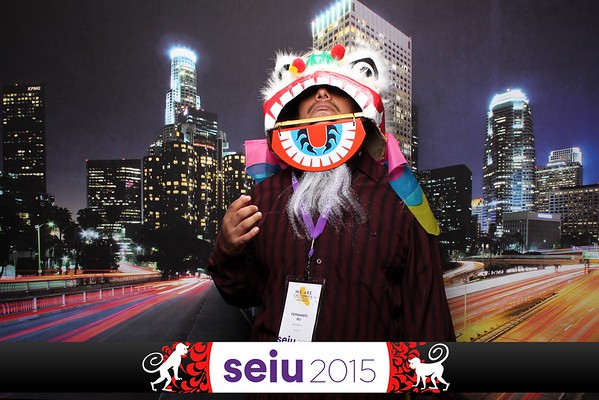 SEIU 2015 Chinese New Year Event