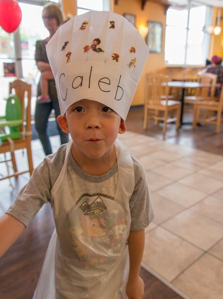 caleb's 5th Birthday