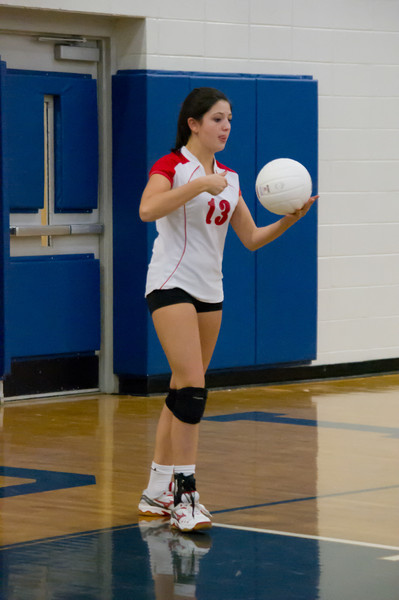 HHS JV Volleyball IV