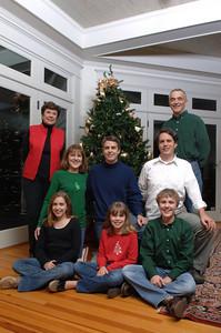 Tisinger family 2009