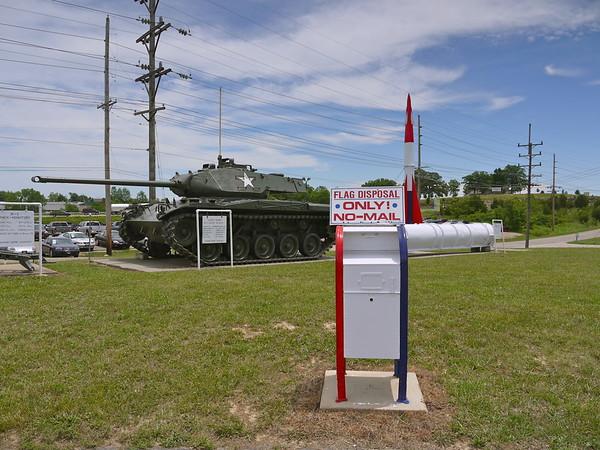 VFW Post #6883 - Bonne Terre, MO - M41