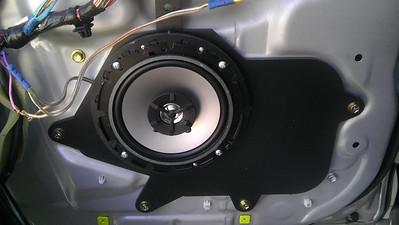 1999 Lexus GS400 Front Speaker Installation - USA