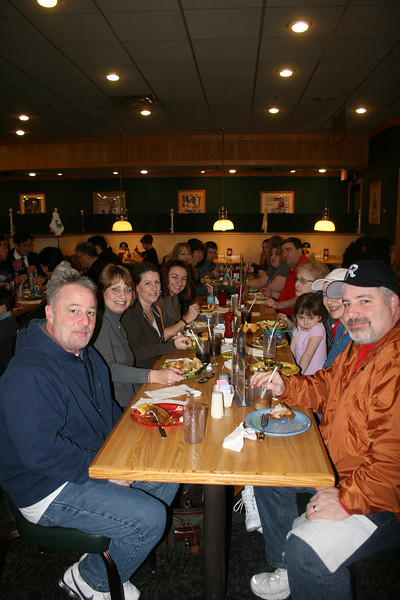 Delinda's Birthday lunch - Jan 2011
