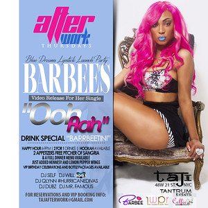 After Work Thursdays-BarBee's video release party
