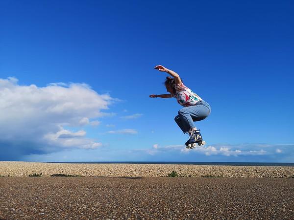 Street Skating (Eastbourne)  01/05/19