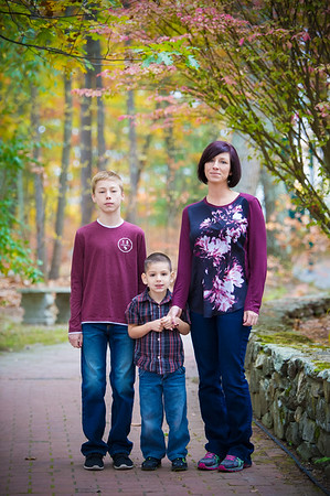 Hersey Family Portraits Fall 2015
