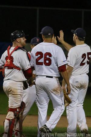 Royals at Red Sox July 27