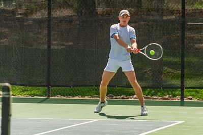 2019-03-22 Dixie HS Tennis - 1st Doubles