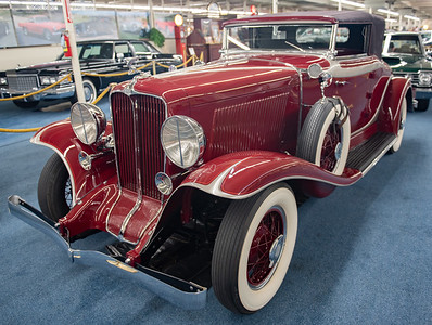 Auburn Model 8-98