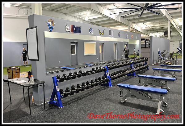 Elite Fitness Grand Opening - Mar 2012