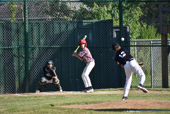 Wheeler & Taylor vs. Dave's Sporting Goods, Berkshire County Little League - 070620