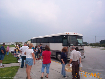 2002 Youth Mission Trip to Kentucky