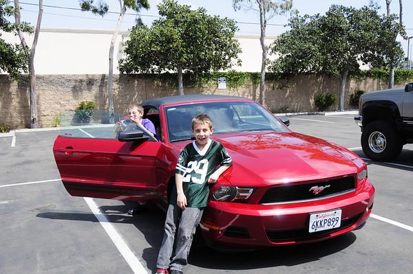 Trip to California with the Boyz