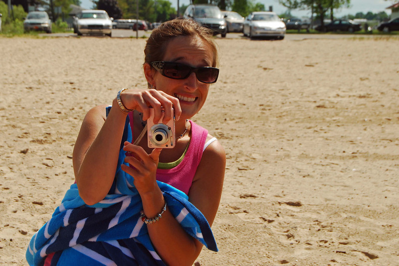 2462 Kristen at a Lake Huron beach in Cheboygan.jpg