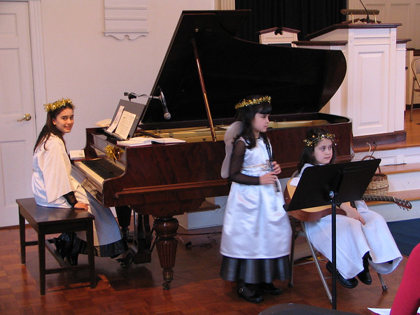 2006:  Christmas Worship Service, Stoneham Memorial Seventh-day Adventist Church
