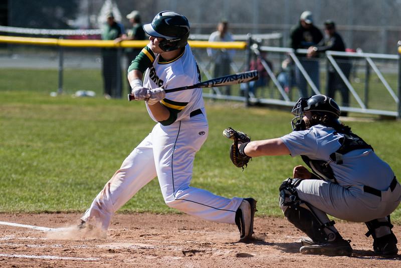 Clarkson Athletics: Men Baseball vs. Bard. Game 2.