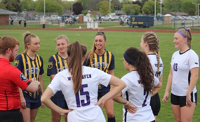 HS Sports - Woodhaven at Trenton Girls Soccer 19