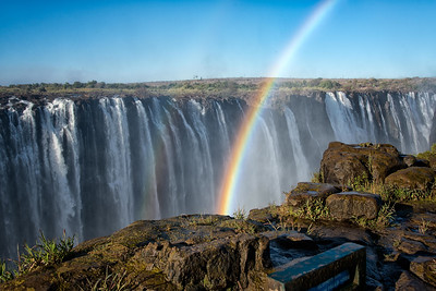 African Safari - Victoria Falls - Aug. 2014