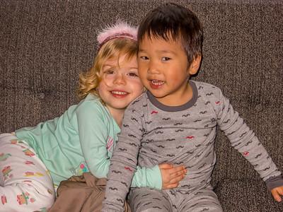 Mila & Bennett 2015