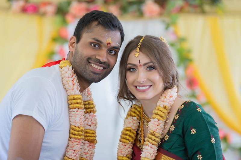 Hareesh Ganesan Weds Naomi Pitkin