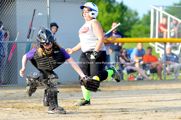 League 2 B.U.C.S. Softball 6-19-2014