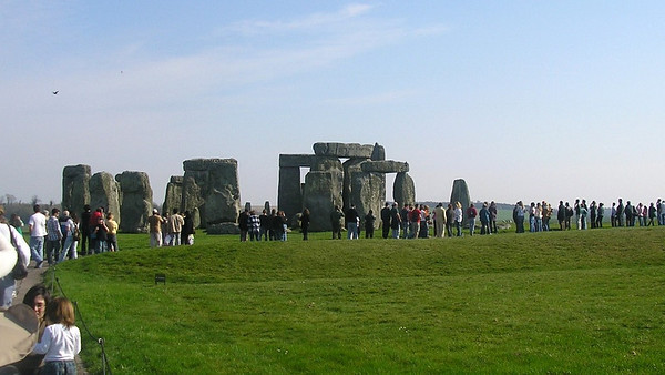 Stonehenge 2005