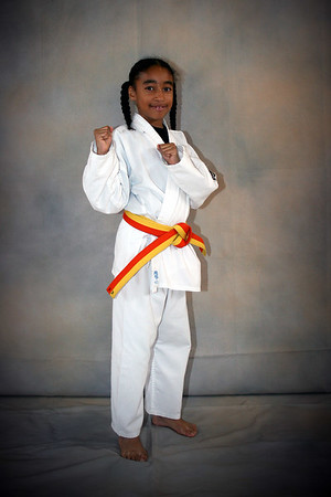 Karate Portraits