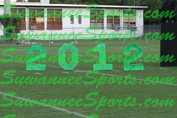Suwannee High School Football 2012