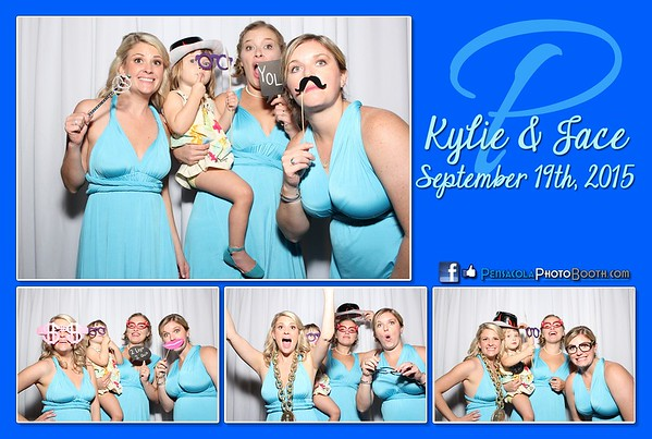 Kylie + Jace's Wedding 9-19-2015