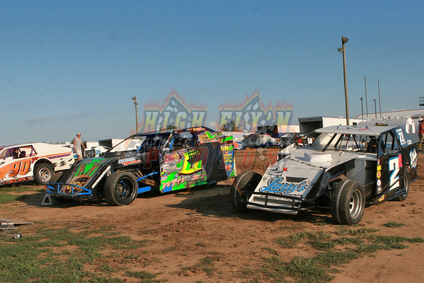 8-13-2011 CMS B Modifieds