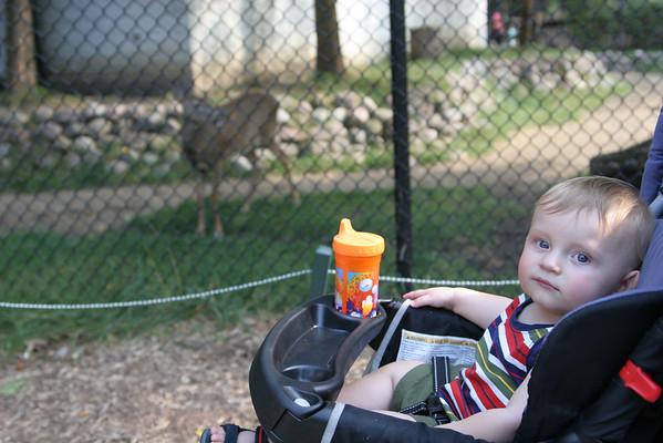 Cosley Zoo - October 5, 2007