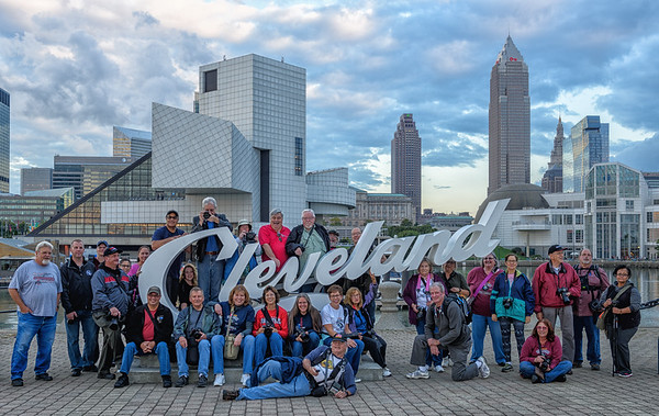 Kelby WorldWide Photowalk 2016 - Rock n Roll Hall of Fame