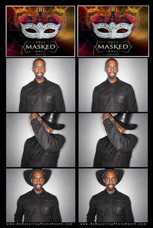 UNCF Masked Ball Dallas 2-22-2014
