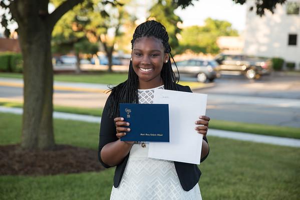Kennedy's 8th Grade Graduation