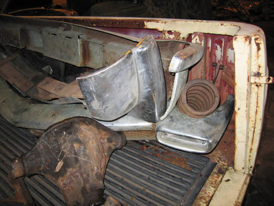 "CASIMIER's TRUCK ""Before"""