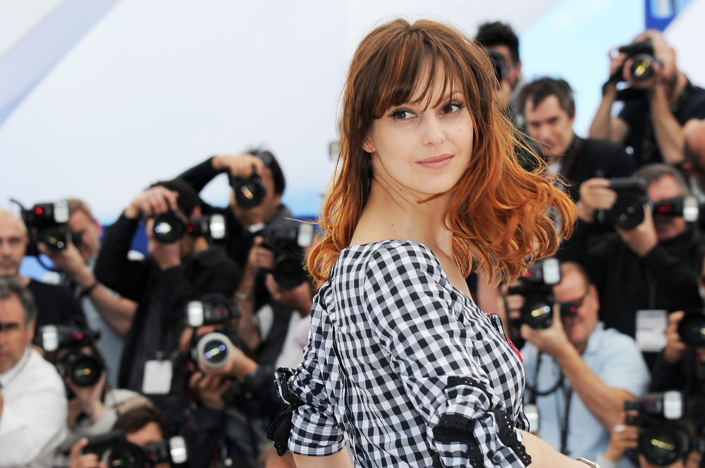 . Actress Elodie Navarre attends the photocall for \'Jeunes Talents Adami\' during The 66th Annual Cannes Film Festival at Palais des Festivals on May 20, 2013 in Cannes, France.  (Photo by Pascal Le Segretain/Getty Images)