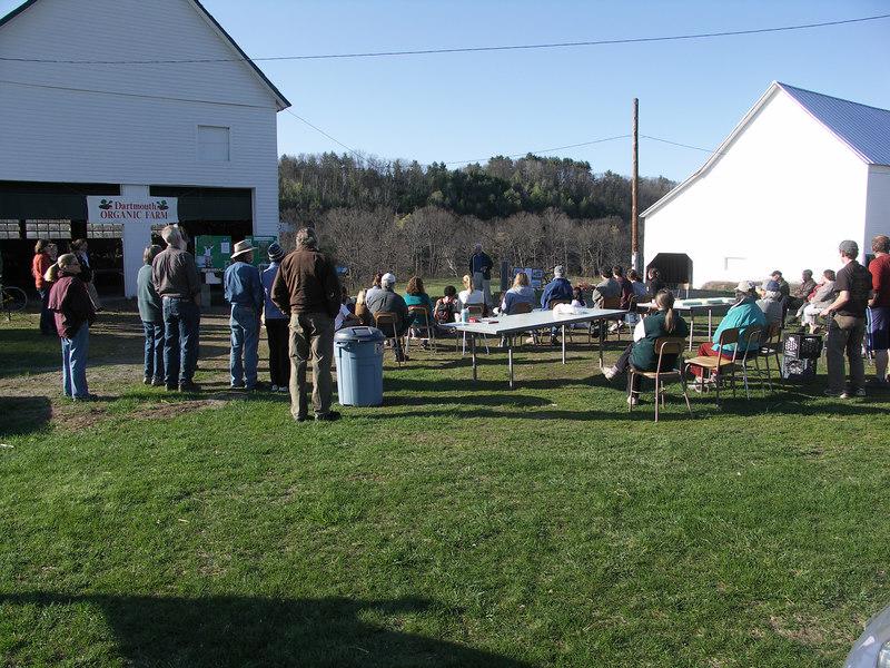 Dartmouth Organic Farm 10th Anniversary Celebration