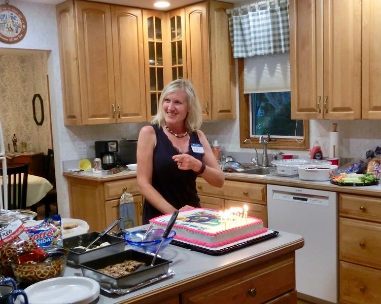 Lori 50 år!