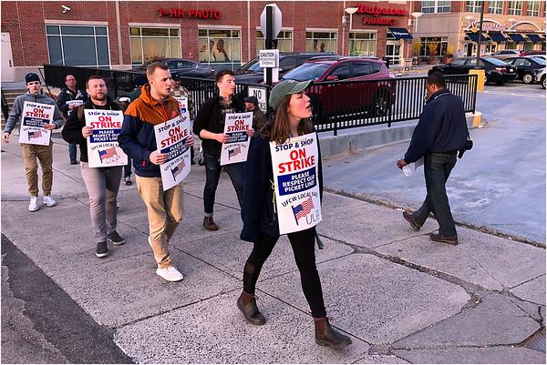 Stop & Shop Strike