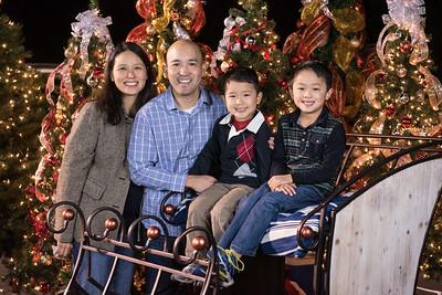 Christmas Eve Family Portraits 2015-12-23