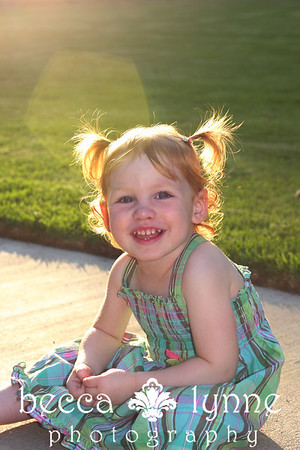 june 25. 2009 second birthday