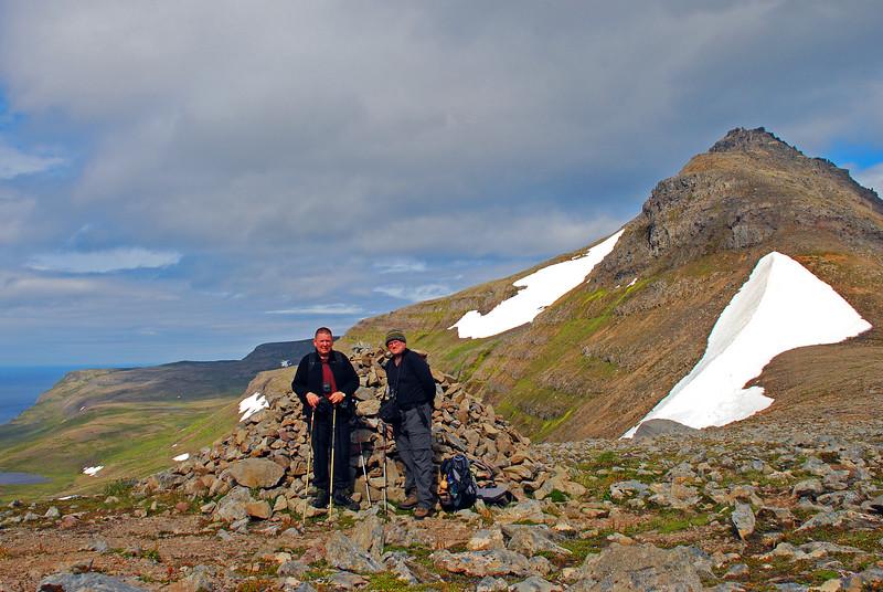 Feðgar í Atlaskarði