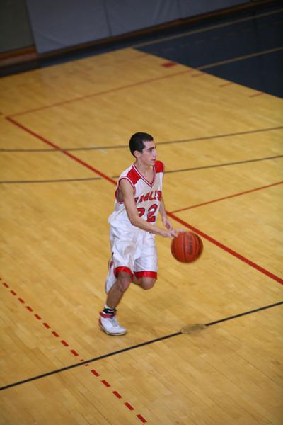 Basketball - Boys' Varsity vs. College Prep - Feb 6, 2009