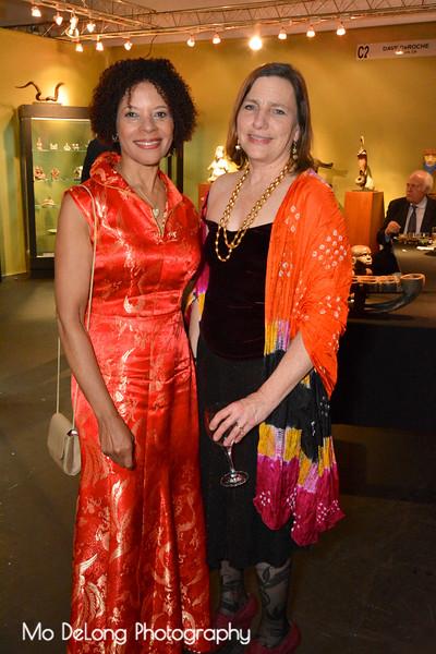 Cheryl Stoll-Thygeson and Nancy DeRoche