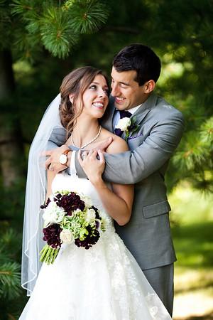 Lauren and Jordan Married