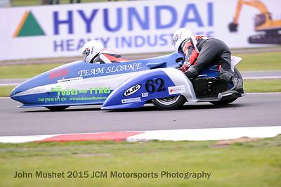 Round 3 2015 - Oulton Park