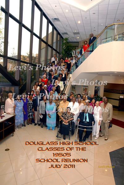 Douglass High Classes of the 50's Reunion 2011