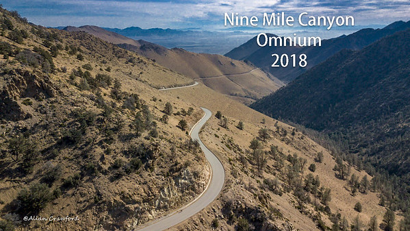 Nine Mile Canyon 2018