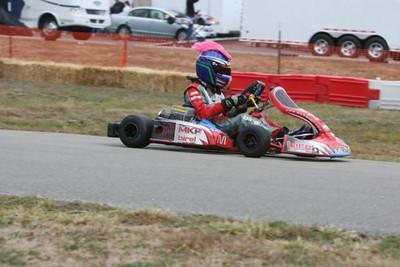Qualifying Yamaha Jr Supercan
